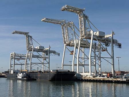 Articulated Cranes